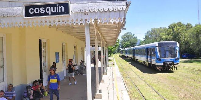 Conocé los mejores paisajes de las Sierras de Córdoba  en tren