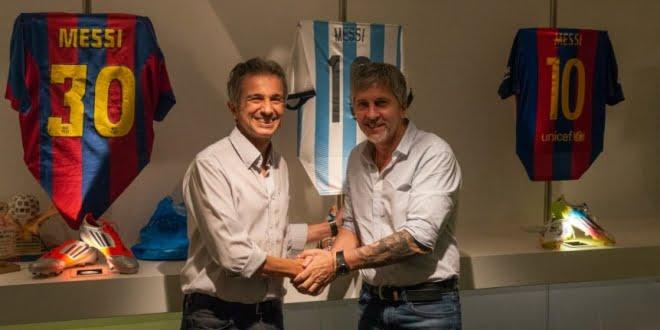 Lionel Messi donó 100 mil euros al Garrahan para la investigación del cáncer infantil