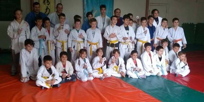 Arrancaron las clases en el Centro Integral de Judo Alfredo Acosta