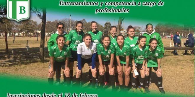 Sportivo inscribe en fútbol amateur