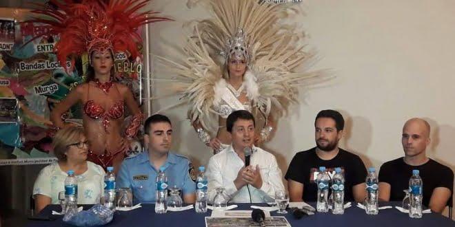 Porteña presenta los carnavales populares