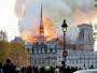 Encontraron colillas de cigarrillo en los andamios de Notre Dame