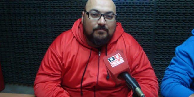 """Ariel Arut: """"Todo el club apoya el hockey"""""""