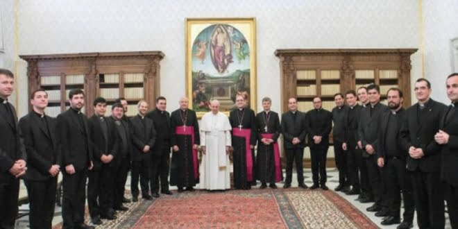 Carta del Obispo Diocesano desde Roma