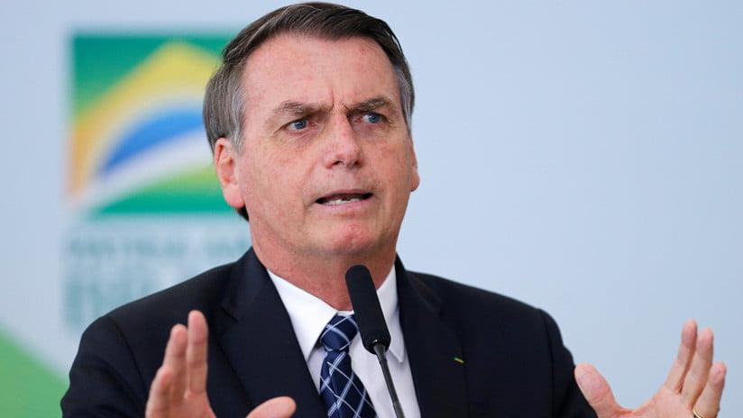Bolsonaro Los Delincuentes Van A Morir Como Cucarachas
