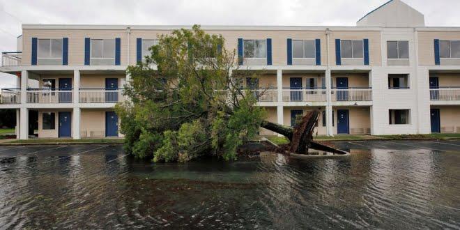 El huracán Dorian tocó tierra en Carolina del Norte tras bajar a categoría 1