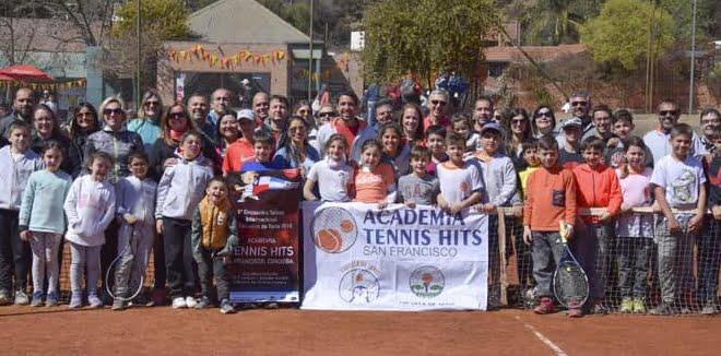 Se realizó el 6to «Encuentro Torneo Internacional de Escuelas de Tenis»
