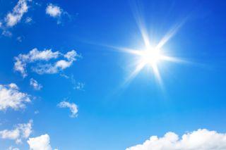 Septiembre arrancó con máxima de 20°C y soleado