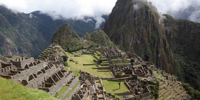 Los Incas construyeron Machu Picchu intencionalmente donde se encuentran fallas tectónicas