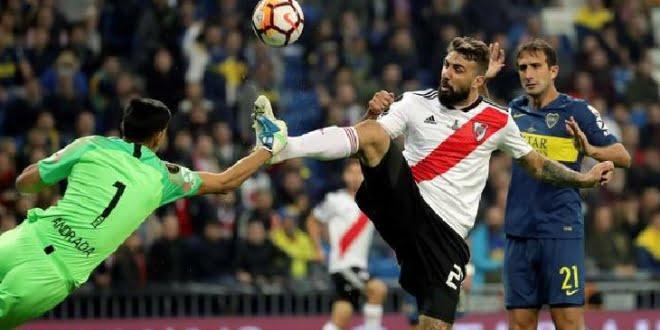 River y Boca juegan el primer superclásico por la Superliga