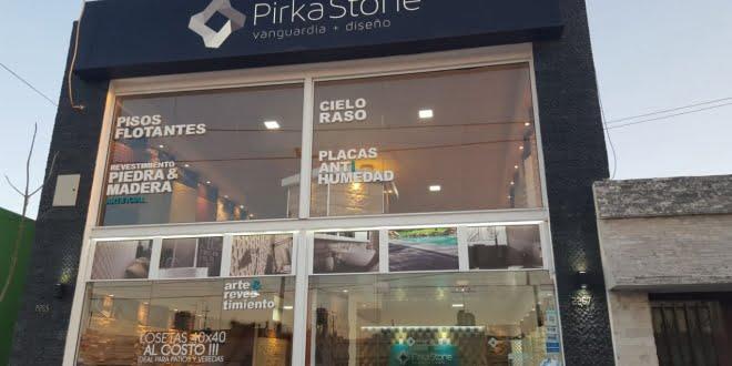 Pirka Stone sigue pisando fuerte la ciudad