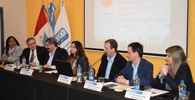 Devoto en el 3º Encuentro de Secretarios de Economía y Finanzas de Municipios y Comunas