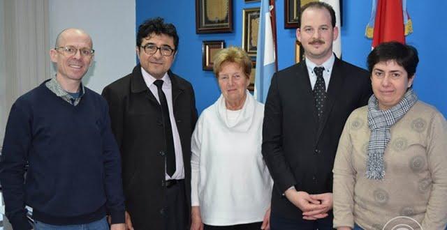 UTN: Se firmó un acuerdo para el trabajo conjunto con la Biblioteca Popular