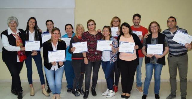 UTN: Se entregaron los certificados del curso de Excel destinado al personal nodocente