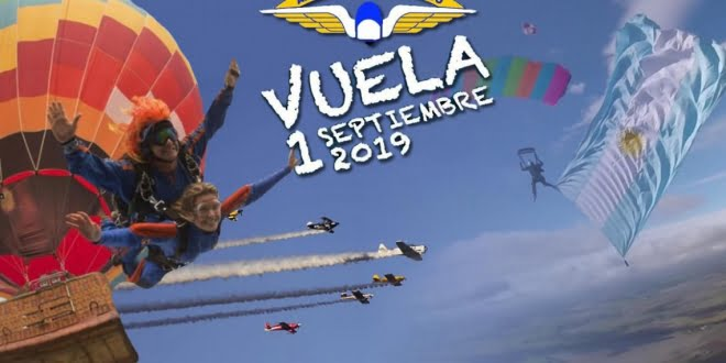 Este domingo se desarrolla el San Francisco Vuela en el Aero Club
