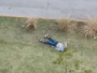 Video: robó una moto, chocó y su víctima lo golpeó hasta la muerte