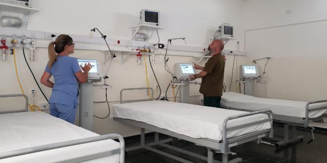 San Francisco con pacientes más jóvenes internados en el Hospital