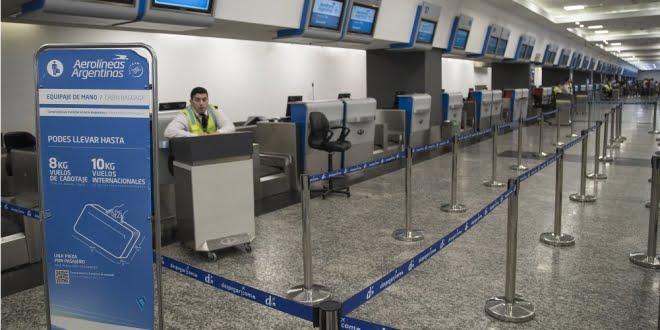 Se suspenderá momentáneamente el regreso de los argentinos en el exterior