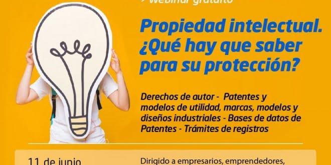 Se realizará charla sobre propiedad intelectual y registro de marcas
