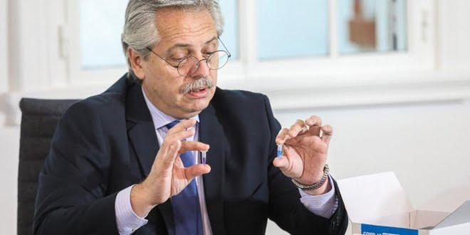 Fernández anunció la creación de un test de diagnóstico rápido