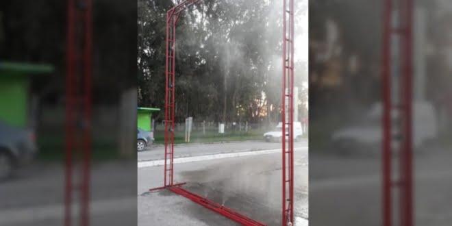 La UCR pide arcos de desinfección en los accesos a la ciudad