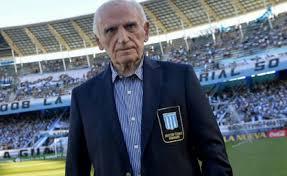 El emotivo mensaje de Racing por los 93 años de Juan José Pizzuti
