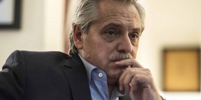 Alberto Fernández se refirió al regreso del fútbol