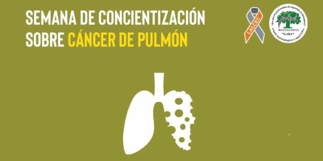 Las Varillas: Lalcec Argentina brindará charlas para concientizar sobre el cáncer de pulmón