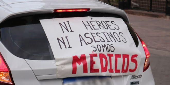 Médicos de la ciudad realizarán una manifestación