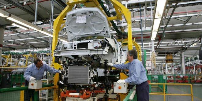 Industria automotriz denuncia que en mayo la producción cayó el 80%