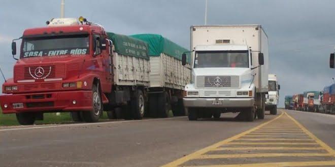Camioneros bloquearán la ruta 34 entre Ceres y Selva