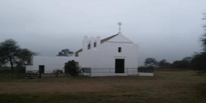 La Capilla San Agustín de El Arañado fue declarada patrimonio cultural