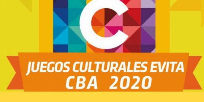 """Brinkmann: largan los Juegos Culturales """"Evita 2020"""""""
