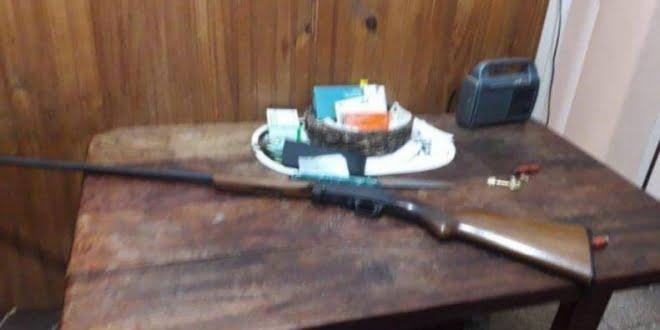 Un jubilado mató a un ladrón de un escopetazo
