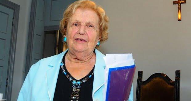 La legislatura de la Provincia rememoró a Evelina Feraudo
