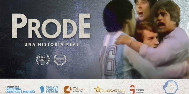 Se estrena «Prode», una aventura entre Racing y los pronósticos deportivos