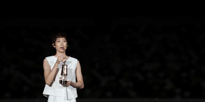 El emotivo discurso de Rikako Ikee, la nadadora japonesa que venció a la leucemia