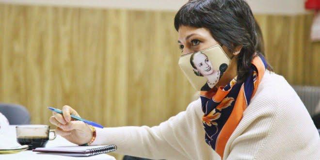 La intendenta Mayra Mendoza confirmó que dio positivo de Covid-19