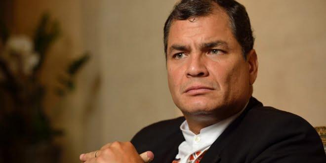 Ecuador: confirman la sentencia de ocho años de cárcel para Rafael Correa