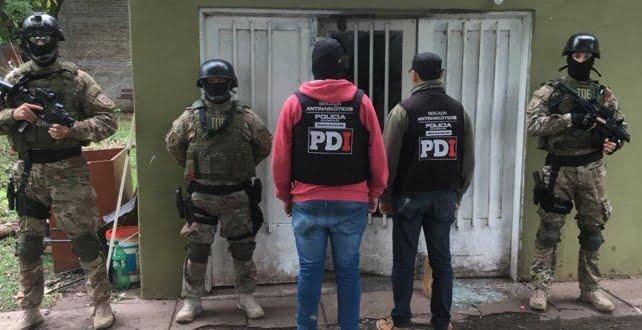 Tres detenidos en allanamientos de San Francisco y Frontera