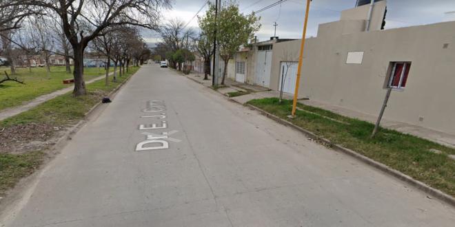 Calle E. J. Carrá será de único sentido