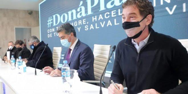 """Diego Santilli: """"Con mucho protocolo, se podría volver a los entrenamientos"""""""