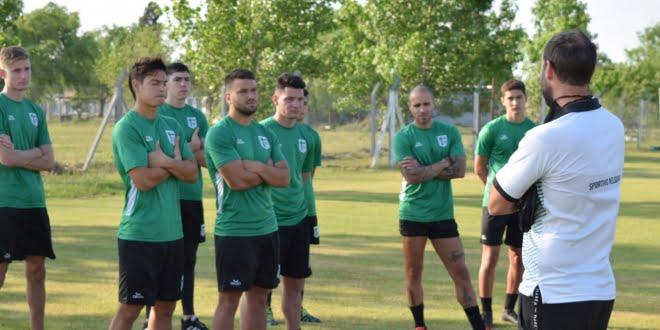"""La """"verde"""" se prepara para el debut"""