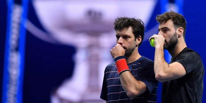 Masters de Londres: Zeballos y Granollers quedaron eliminados en semifinales