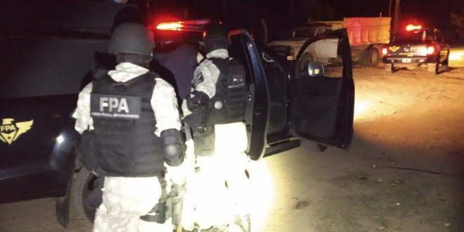 Dos detenidos por la FPA en Arroyito y en El Fuertecito