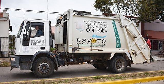 Devoto: la modalidad de recolección de residuos por el feriado