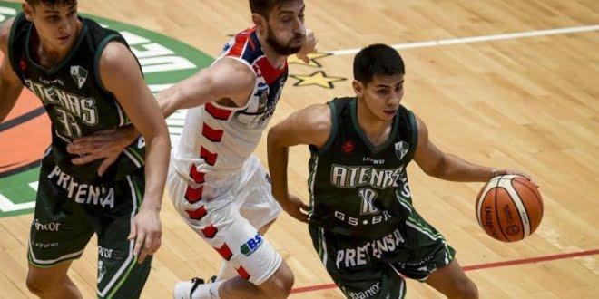 Quimsa consiguió el triunfo sobre Atenas por la Liga de Básquetbol