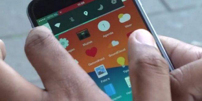 Denuncian el arrebato de un celular en Morteros