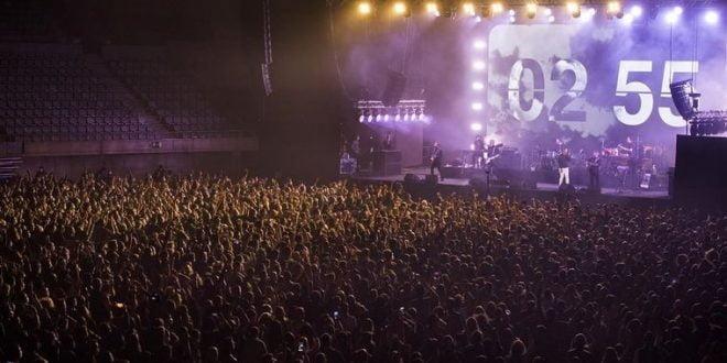 España vivió el primer recital masivo sin distanciamiento