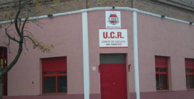 La UCR pide que se pavimente el acceso a Plaza San Francisco